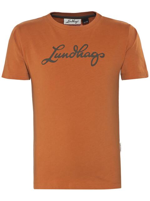 Lundhags Lundhags Kortærmet T-shirt Børn brun